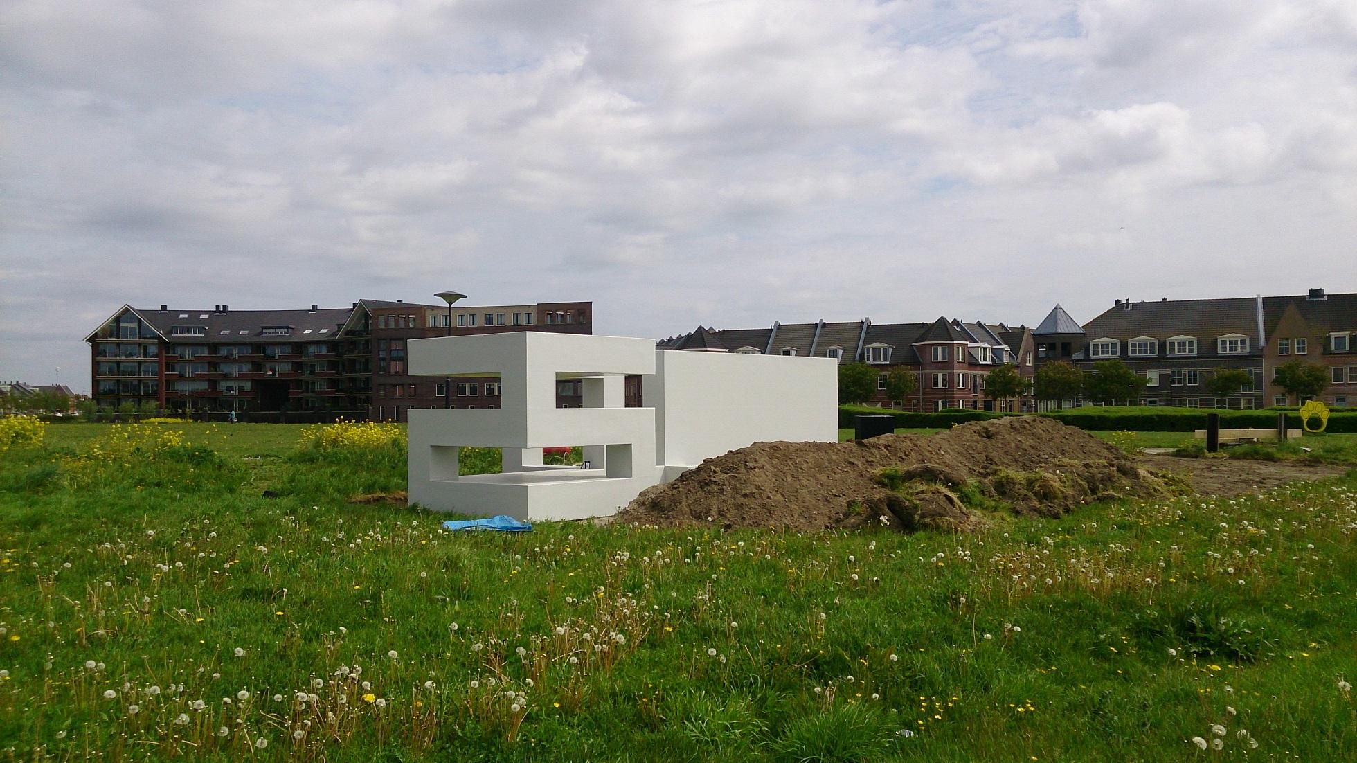 JOP Heemskerk Hupkens Maurer kunstwerk kunstobject