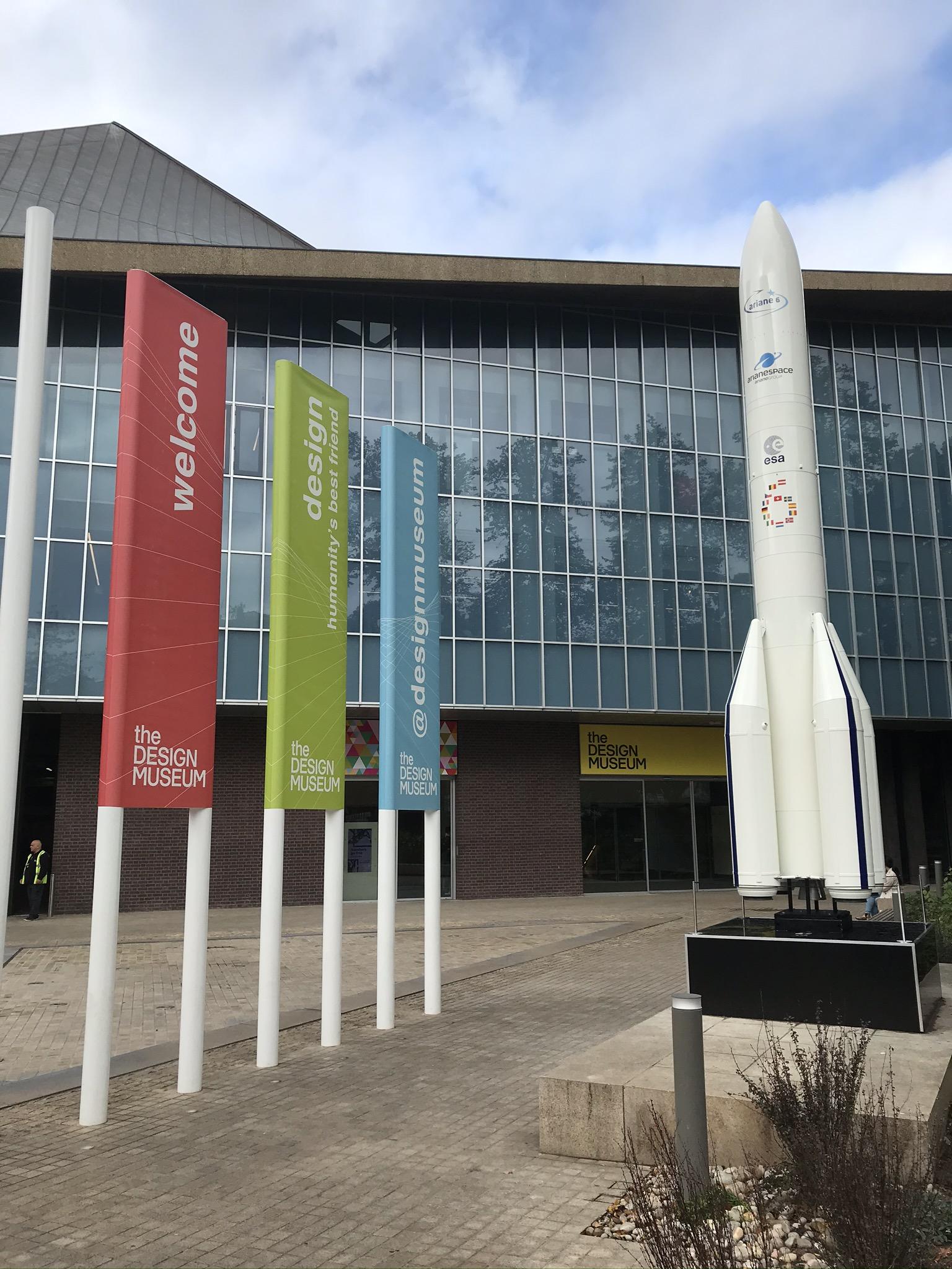 Ariane-6 1:10 space rocket model